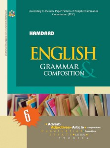 English Grammar 6th Front