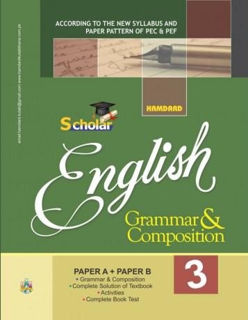 Scholar English Grammar 3rd Class E-M (2015)