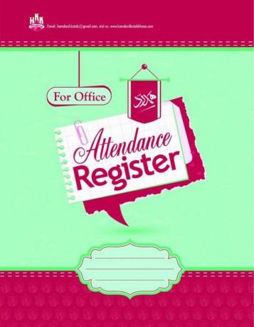 Attendance-Register